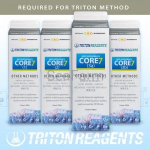 Triton - Core7 Reef Supplements Set 4x1l